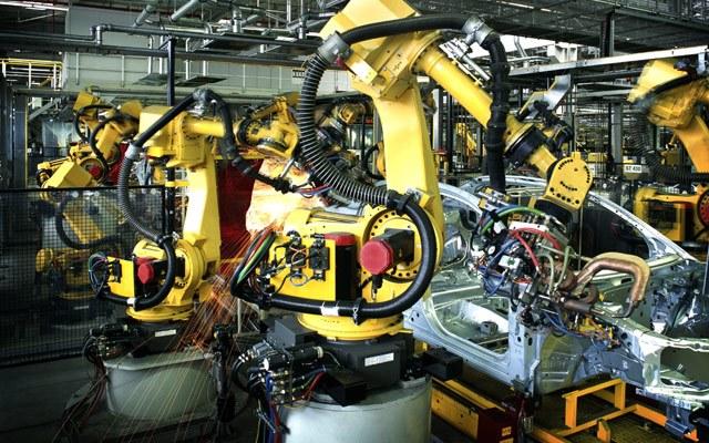 Robot za varjenje