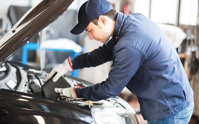 Avtomehanična delavnica Selan