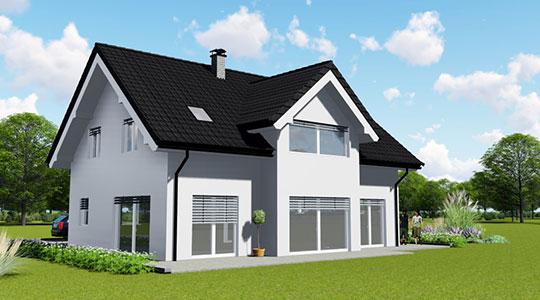Pasivna hiša Rihter 174