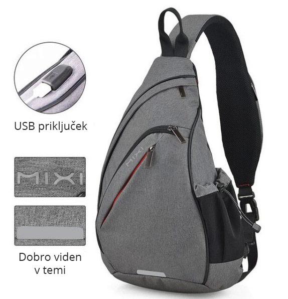 USB nahrbtnik Mixi